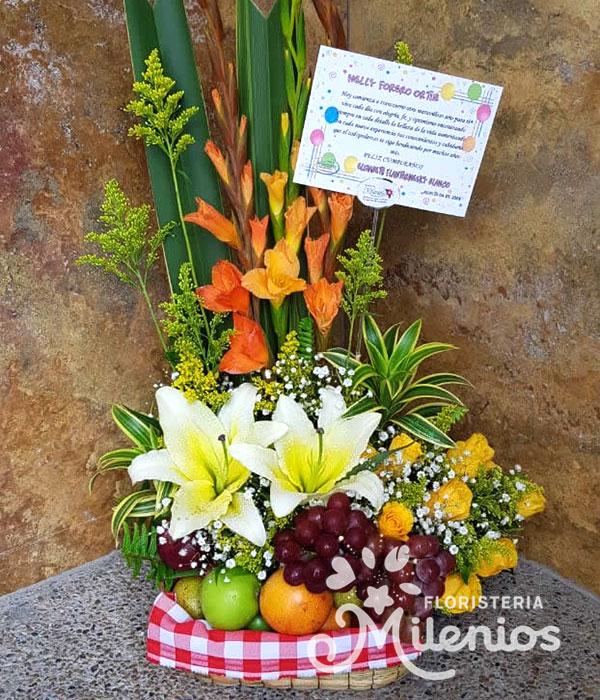 Floristeria Milenios Flores Lindas Y Decoración De Eventos
